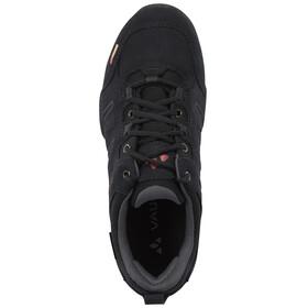 VAUDE Grounder Ceplex Low II - Chaussures Femme - noir
